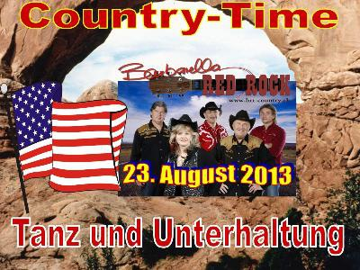 Country-Time am Freitagabend